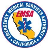 California Emergency Medical Services Authority logo