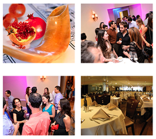 YJP Rosh Hashana Dinner at Alexandria Hotel