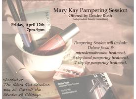 Mary Kay Pampering Party