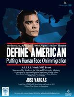 "Define ""American"" with Jose Vargas"