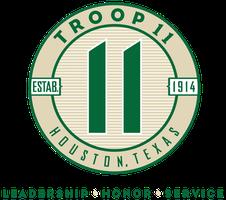 Troop 11 Rock Climbing Lock In