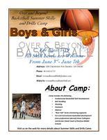 Summer Skills and Drills Basketball Camp
