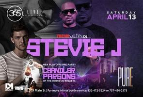 *THE LIFE AT PURE* Ft. YMCMB DJ STEVIE J & CHANDLER...