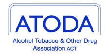 Alcohol Tobacco and Other Drug Association ACT (ATODA) logo