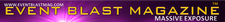 EVENT BLAST MAGAZINE logo