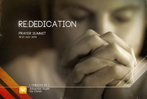 Re:dedication Prayer Summit (19-21 July, 2013)