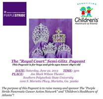 The Royal Court Pageant