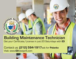 Boiler Operator & Building Maintenance