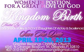 Kingdom Birth 2013