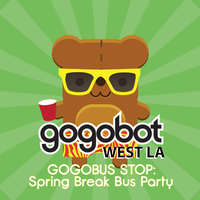 Gogobus Stop: Exclusive Spring Break Bus Party