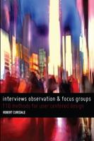 Design Research: Interviewing & Focus Groups