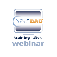 Webinar Training: 24/7 Dad®, December 2015