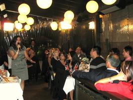 Sicilian Night in Beverly Hills