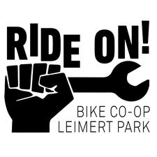 Ride On Bike co-op Leimert Park Village logo