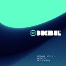 Decibel Festival logo