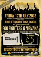 Fool Fighters & This Is Nirvana - ROCK in Rochester! Massive...