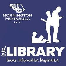 Mornington Peninsula Library Service logo