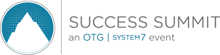 January 2016 OTG Success Summit