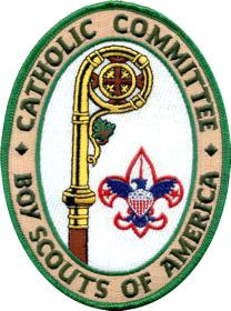 Hawkeye Area Council Catholic Committee on Scouting logo