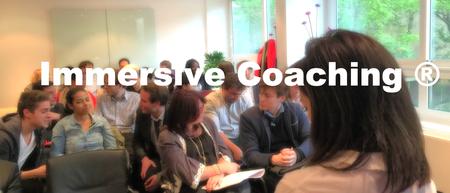 Soirée Immersive Coaching® (Atelier- Conférence)