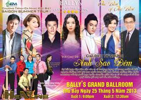 Saigon Summer Tour