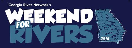 Weekend for Rivers 2015