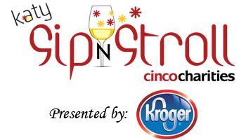 Katy Sip N Stroll presented by Kroger