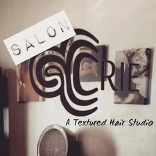 Salon Crie: A Textured Hair Studio  logo