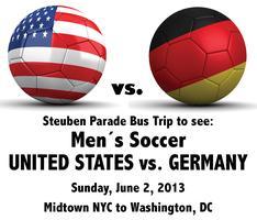 STEUBEN SOCCER TRIP: US vs. GERMANY