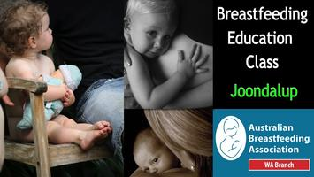 Breastfeeding Education Class Joondalup AUGUST