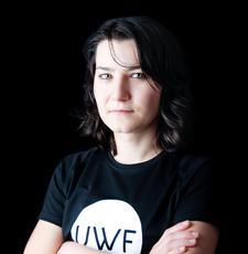 Alexandra Merisoiu logo