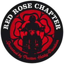 Red Rose Chapter HOG (Harley Owners Group) logo