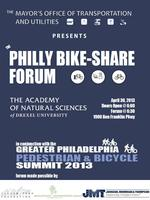 The Greater Philadelphia Pedestrian and Bicycle...