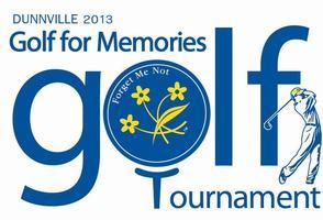 Dunnville Golf for Memories 2013