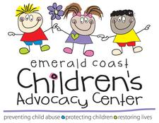 Emerald Coast Children's Advocacy Center logo