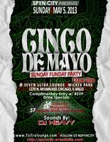 Cinco De Mayo Day Party: Sunday Funday