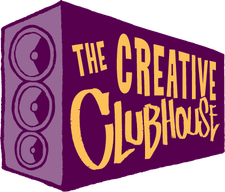 Presented by The Creative Clubhouse logo