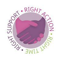 Bedford Borough's Bump, Birth and Baby Stuff Partnership logo