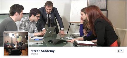 Street Academy Sitcom - Premiere Party