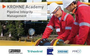 May 29 Pipeline Integrity Management KROHNE Academy -...