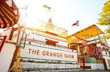 Orange Show Center for Visionary Art logo