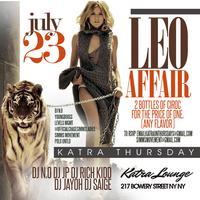 Leo's Affair ( Leos Celebrate for Free)