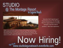 Studio at The Montage Resort in Laguna Beach