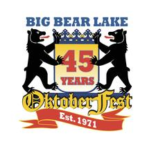 Big Bear Lake Oktoberfest logo