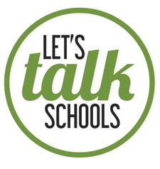 Let's Talk Schools logo