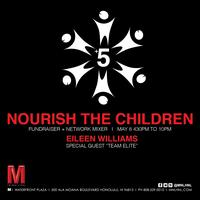 """+5"" Nourish the Children Fundraiser, special guest..."