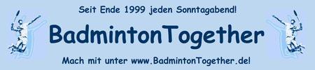BadmintonTogether • ► Team Markus ◄ • So 09.08.15 /...