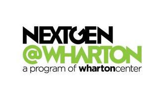 NextGen@Wharton Kick-Off Event