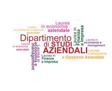 Università degli Studi Roma Tre - Dipartimento di Studi Aziendali logo