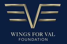 Wings for Val Foundation logo